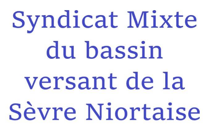 Syndicat Mixte du bassin versant de la Sèvre Niortaise