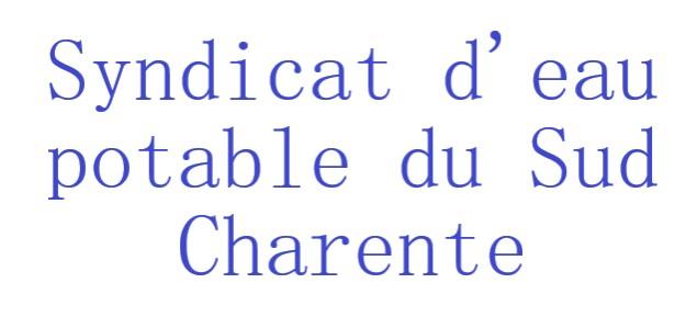 SIAEP Sud Charente