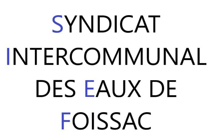 SYNDICAT INTERCOMMUNAL DES EAUX DE FOISSAC